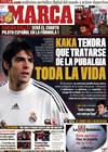 Portada diario Marca del 3 de Febrero de 2010
