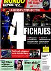 Portada Mundo Deportivo del 3 de Febrero de 2010