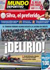 Portada Mundo Deportivo del 4 de Febrero de 2010