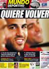 Portada Mundo Deportivo del 5 de Febrero de 2010
