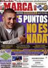 Portada diario Marca del 6 de Febrero de 2010