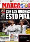 Portada diario Marca del 7 de Febrero de 2010
