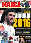 Portada diario Marca del 9 de Febrero de 2010