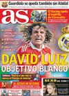 Portada diario AS del 10 de Febrero de 2010