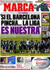 Portada diario Marca del 10 de Febrero de 2010