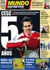 Portada Mundo Deportivo del 10 de Febrero de 2010