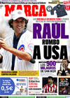 Portada diario Marca del 11 de Febrero de 2010