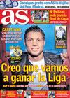 Portada diario AS del 13 de Febrero de 2010
