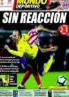 Portada Mundo Deportivo del 15 de Febrero de 2010