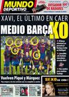 Portada Mundo Deportivo del 16 de Febrero de 2010