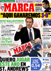 Portada diario Marca del 18 de Febrero de 2010