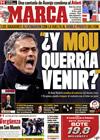 Portada diario Marca del 19 de Febrero de 2010