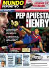 Portada Mundo Deportivo del 20 de Febrero de 2010