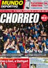 Portada Mundo Deportivo del 22 de Febrero de 2010