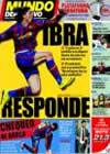 Portada Mundo Deportivo del 25 de Febrero de 2010