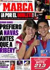 Portada diario Marca del 26 de Febrero de 2010
