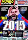 Portada Mundo Deportivo del 26 de Febrero de 2010
