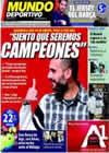 Portada Mundo Deportivo del 27 de Febrero de 2010