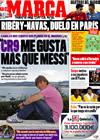 Portada diario Marca del 3 de Marzo de 2010