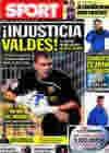 Portada diario Sport del 3 de Marzo de 2010