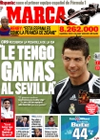 Portada diario Marca del 5 de Marzo de 2010