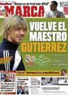 Portada diario Marca del 6 de Marzo de 2010