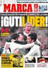 Portada diario Marca del 7 de Marzo de 2010