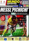Portada Mundo Deportivo del 7 de Marzo de 2010
