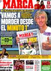 Portada diario Marca del 8 de Marzo de 2010