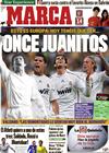 Portada diario Marca del 10 de Marzo de 2010