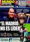 Portada Mundo Deportivo del 10 de Marzo de 2010