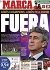 Portada diario Marca del 11 de Marzo de 2010