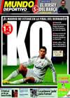 Portada Mundo Deportivo del 11 de Marzo de 2010