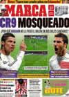 Portada diario Marca del 12 de Marzo de 2010