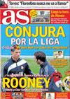 Portada diario AS del 13 de Marzo de 2010