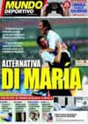 Portada Mundo Deportivo del 13 de Marzo de 2010