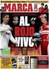 Portada diario Marca del 14 de Marzo de 2010