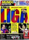 Portada Mundo Deportivo del 14 de Marzo de 2010