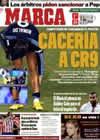 Portada diario Marca del 16 de Marzo de 2010