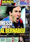 Portada Mundo Deportivo del 16 de Marzo de 2010