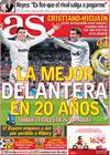 Portada diario AS del 17 de Marzo de 2010