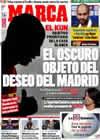 Portada diario Marca del 17 de Marzo de 2010