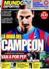 Portada Mundo Deportivo del 17 de Marzo de 2010
