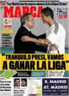 Portada diario Marca del 20 de Marzo de 2010