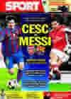 Portada diario Sport del 20 de Marzo de 2010