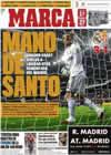 Portada diario Marca del 21 de Marzo de 2010