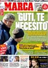 Portada diario Marca del 23 de Marzo de 2010