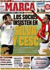 Portada diario Marca del 24 de Marzo de 2010
