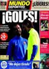 Portada Mundo Deportivo del 24 de Marzo de 2010