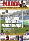 Portada diario Marca del 25 de Marzo de 2010
